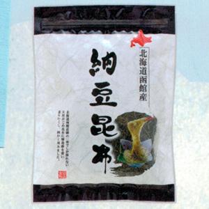 納豆昆布(道南産天然がごめ昆布)